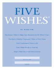 five wishes